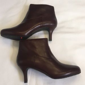 New soft leather bootie